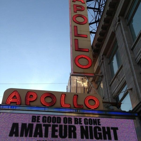 Das Foto wurde bei Apollo Theater von Carrie I. am 6/5/2013 aufgenommen