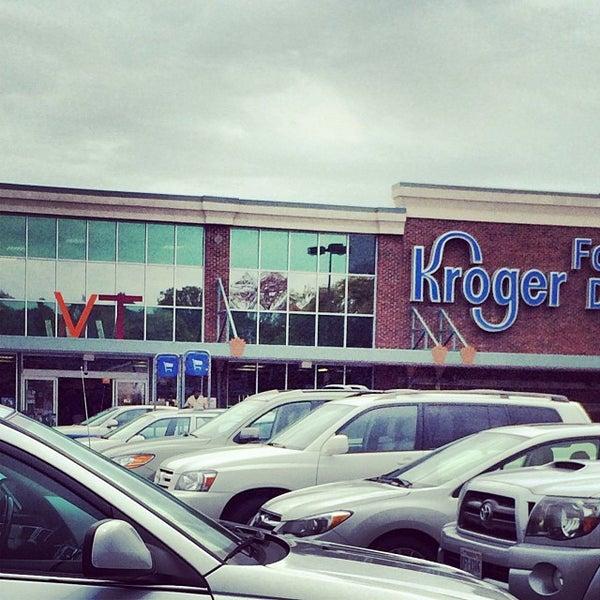 Kroger Christiansburg Va >> Kroger Supermarket