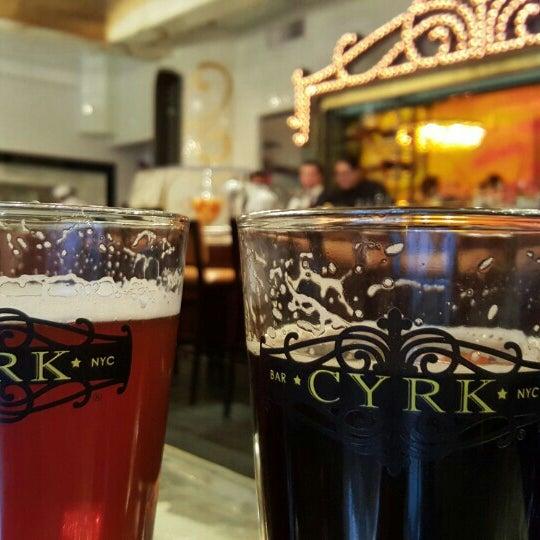 Foto tirada no(a) Bar Cyrk NYC por William A. em 10/26/2015