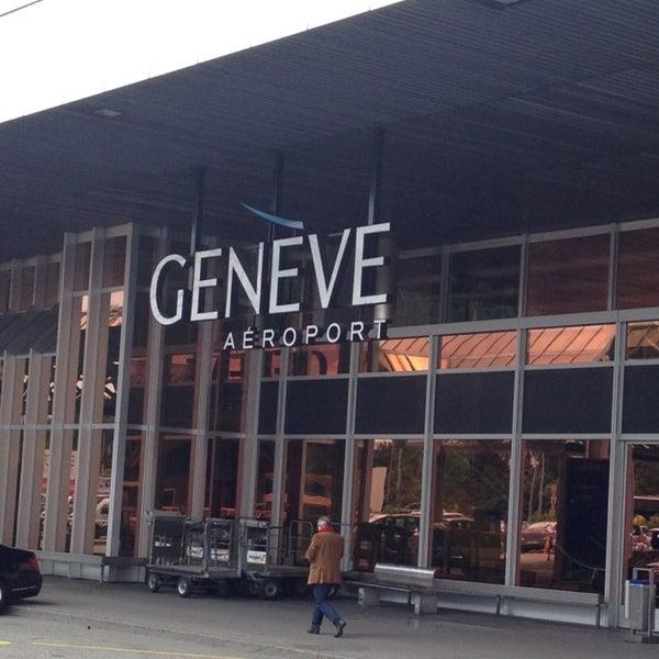 Photo prise au Aéroport de Genève Cointrin (GVA) par GOLD!E le5/23/2013