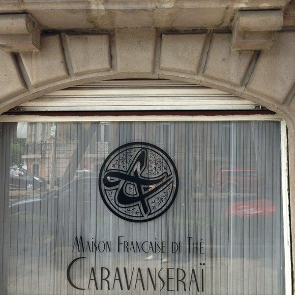 Foto tomada en Caravanseraï por Guía CDMX el 4/11/2013