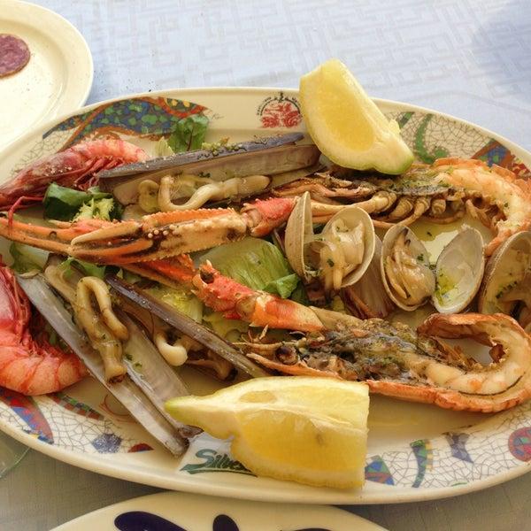 Das Foto wurde bei Restaurante Salamanca von Oleg S. am 6/8/2013 aufgenommen
