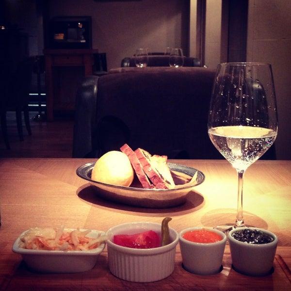 12/19/2012にOleg S.がLa Casa del Gauchoで撮った写真
