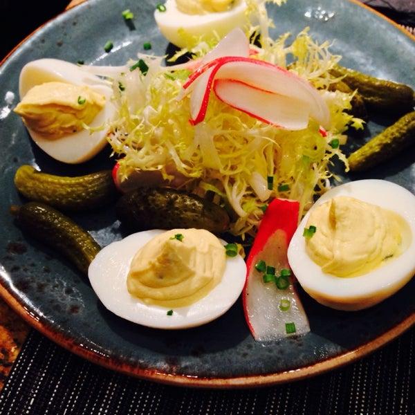 Photo taken at Pierrot Gourmet by Lili C. on 10/12/2013