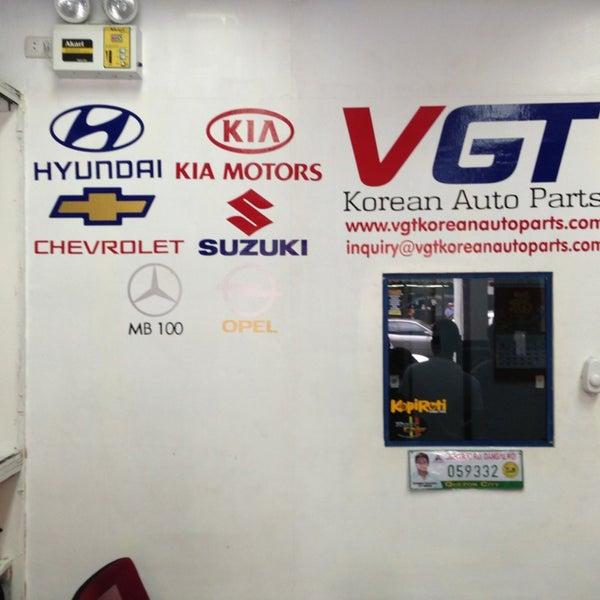 Photos at Vgt korean auto parts - Doña Josefa - 2 tips from