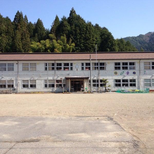 Photos at 郡上市立小川小学校