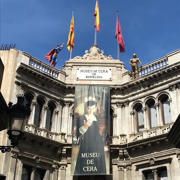 5/21/2018にPeterがMuseu de Cera de Barcelonaで撮った写真