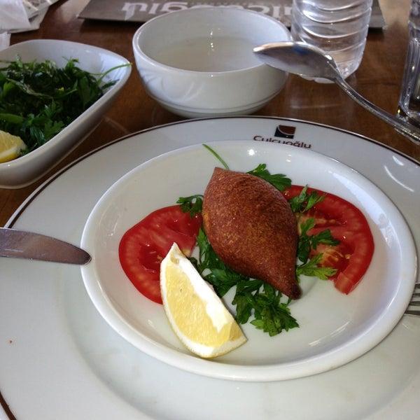 Снимок сделан в Çulcuoğlu Restaurant пользователем Marcel D. 9/4/2013