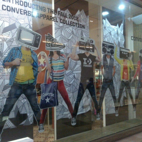 Photos at Converse Mall Multiplaza Pacific