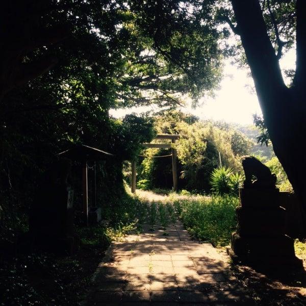 Photos at 三浦義村公の墓 - Cem...