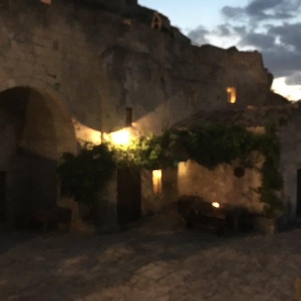 Снимок сделан в Sextantio | Le Grotte della Civita пользователем Sevgi P. 7/3/2016