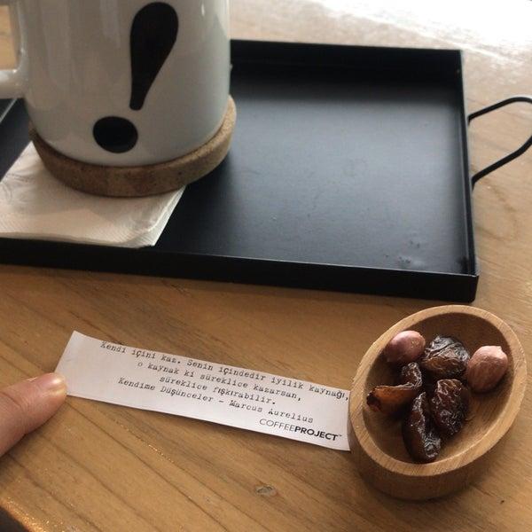3/9/2019 tarihinde D S.ziyaretçi tarafından Coffee Project'de çekilen fotoğraf