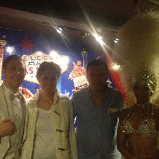 10/26/2012 tarihinde Atilla U.ziyaretçi tarafından VEGAS! The Show'de çekilen fotoğraf