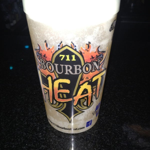 Foto tomada en Bourbon Heat por @njwineandbeer el 3/8/2013