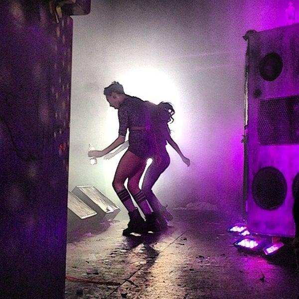 Снимок сделан в The Cannery Ballroom пользователем Lydia F. 3/6/2013