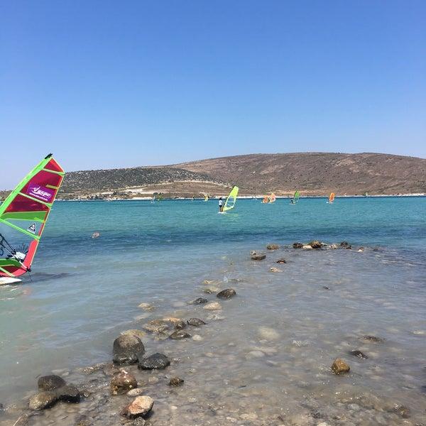 Das Foto wurde bei Alaçatı Surf Paradise Club von .. .. am 6/25/2018 aufgenommen