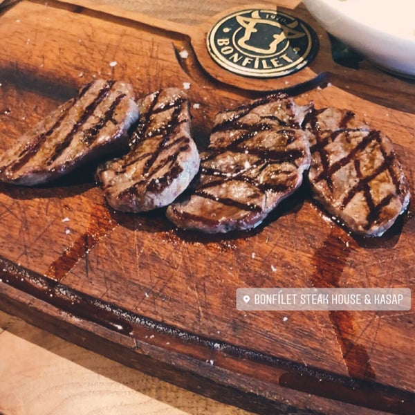 8/3/2019 tarihinde Harun Ç.ziyaretçi tarafından Bonfilet Steak House & Kasap'de çekilen fotoğraf