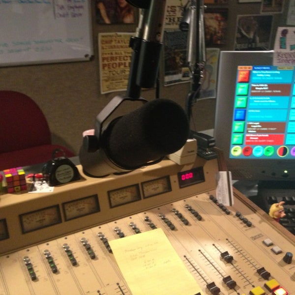 Photos at i105 - Knoxville's Independent Radio WFIV - Radio Station