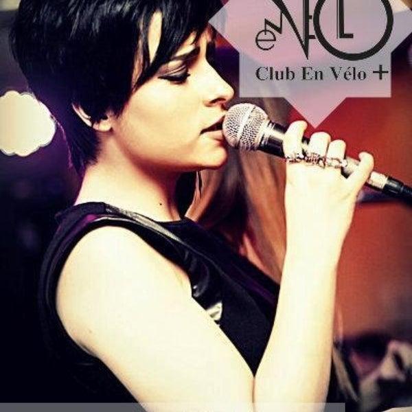 Foto tirada no(a) Club En Vélo por Duygu Ş. em 4/19/2013
