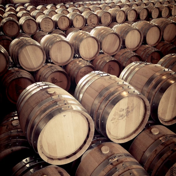 Foto scattata a Kings County Distillery da Ctine il 5/2/2013