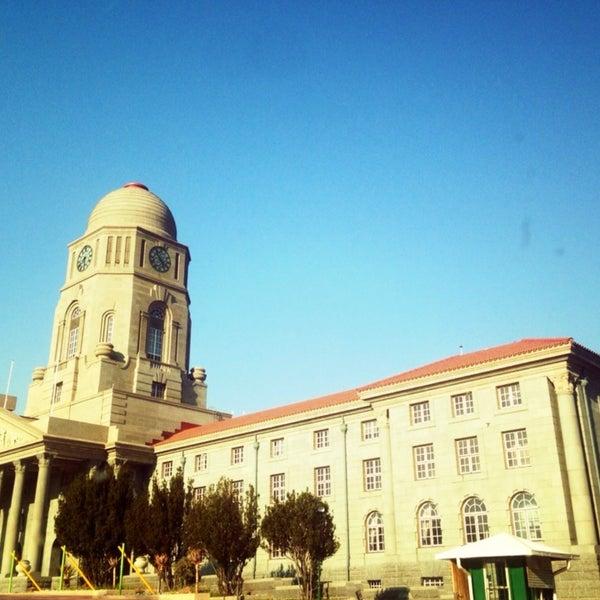 Photos at Pretoria Magistrate's Court - Courthouse