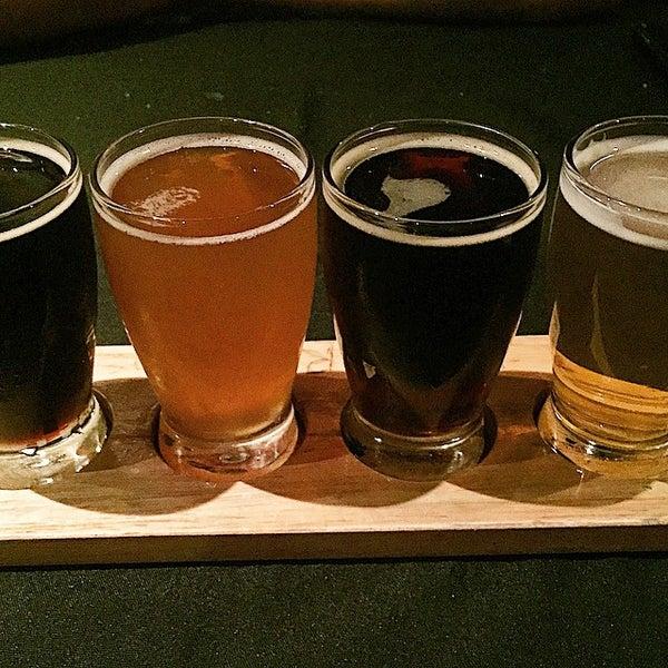 Das Foto wurde bei The Lab Brewing Co. von Angel G. am 5/23/2015 aufgenommen