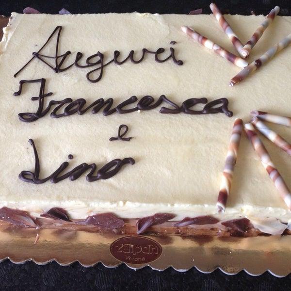 Photos At Zai Pan Pane Pasticcer Buffet Cucina Borgo Roma 1 Tip
