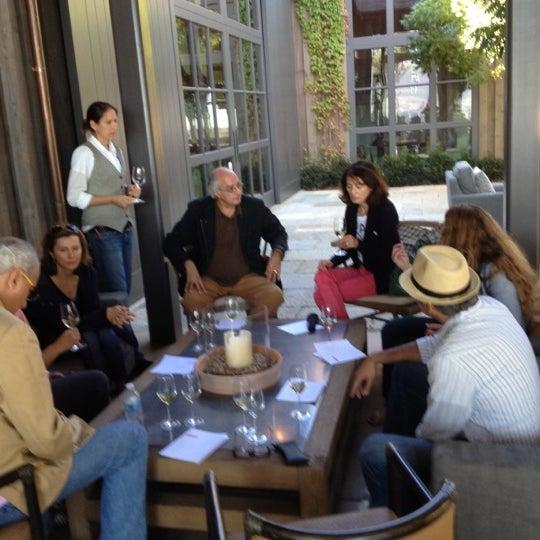 รูปภาพถ่ายที่ Ram's Gate Winery โดย Malek Massoud R. เมื่อ 10/20/2012