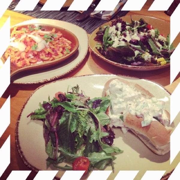Photo taken at Pierrot Gourmet by Rachel H. on 6/12/2013