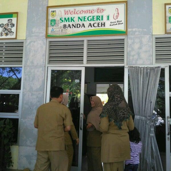 Smk Negeri 1 Banda Aceh Jl Sultan Malikul Saleh