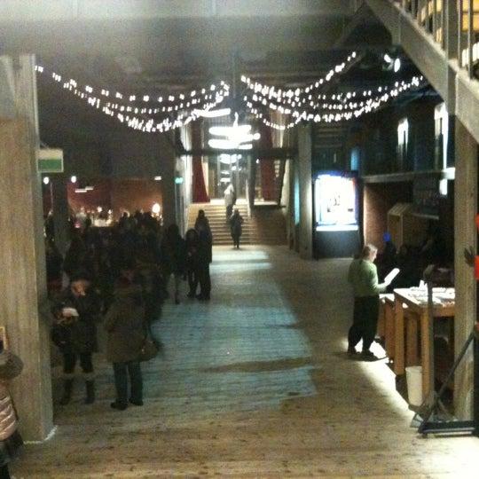 Снимок сделан в Teatro Franco Parenti пользователем Tommaso C. 12/14/2012