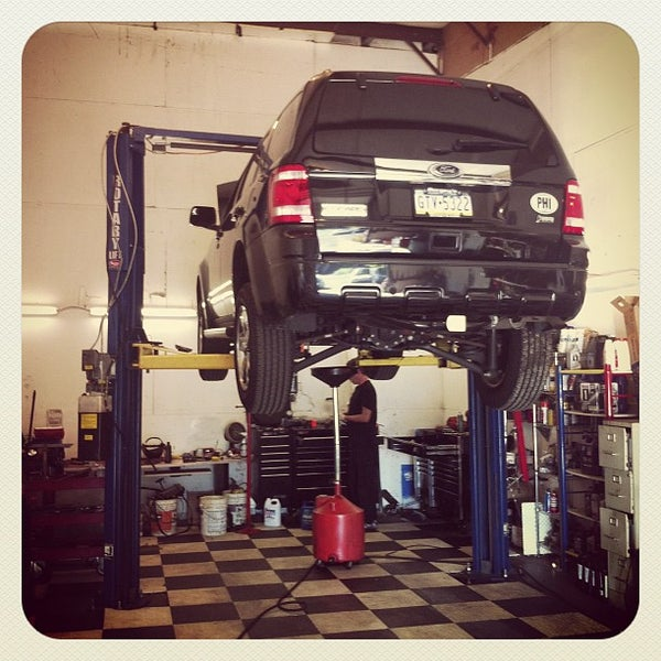 Jesses Garage European Auto Repair - Automotive Shop in ...