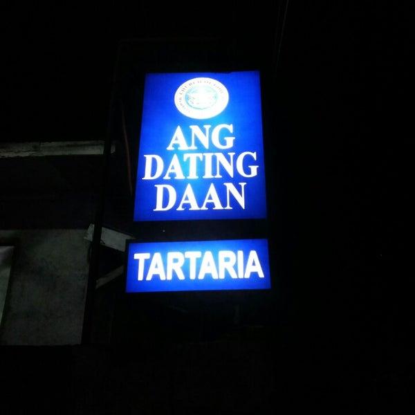Ang datování daan logo