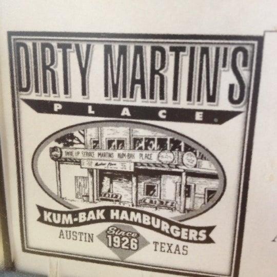 Foto scattata a Dirty Martin's Place da Andrew S. il 11/5/2012