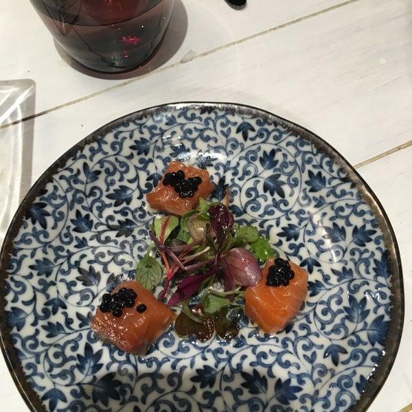 Foto tomada en Bache Restaurante por Sandra R. el 10/31/2015