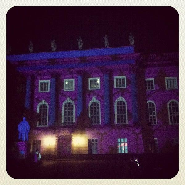 10/20/2012에 Daniel B.님이 Humboldt-Universität zu Berlin에서 찍은 사진