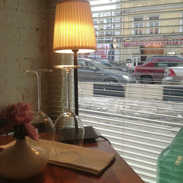 Photo prise au Le Bouchon Café par Alexei L. le4/3/2013