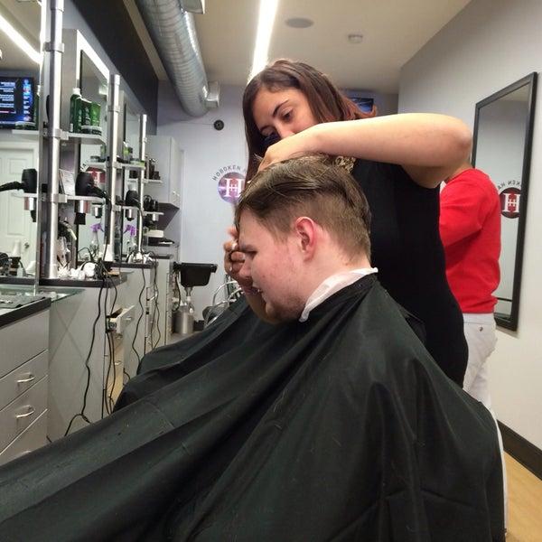 Hoboken Hair Salon Barbershop
