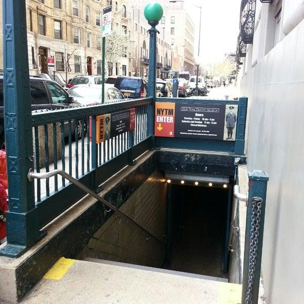 รูปภาพถ่ายที่ New York Transit Museum โดย Davide M. เมื่อ 4/22/2014
