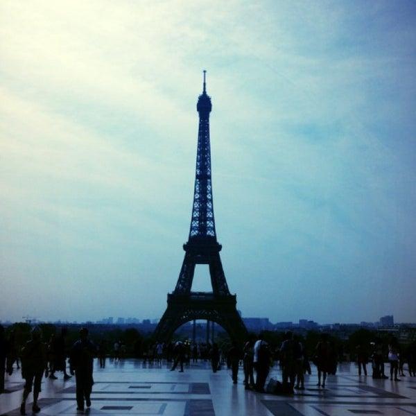 Photo prise au Place du Trocadéro par Varvara C. le7/16/2013
