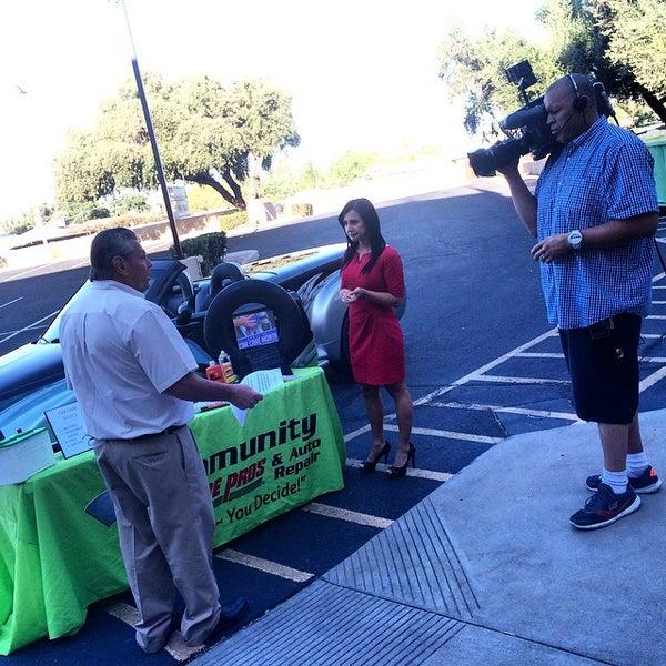 Photos at Channel 3 News - Phoenix, AZ