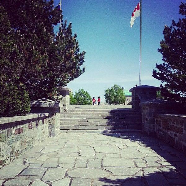 Photo prise au Citadelle de Québec par Marie-Eve F. le6/5/2013