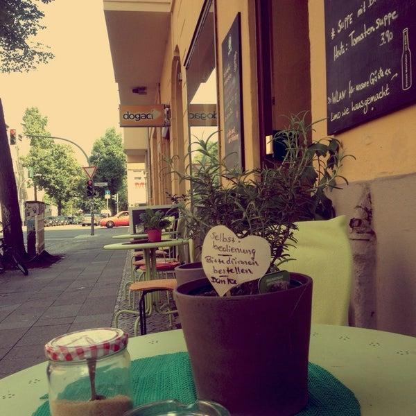 Photo taken at Café Jule by Johannes D. T. on 7/27/2014