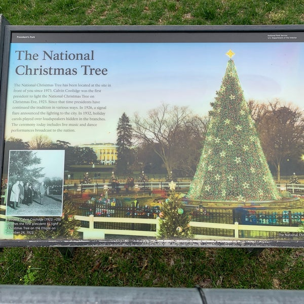 National Christmas Tree 2019.Photos At National Christmas Tree Northwest Washington