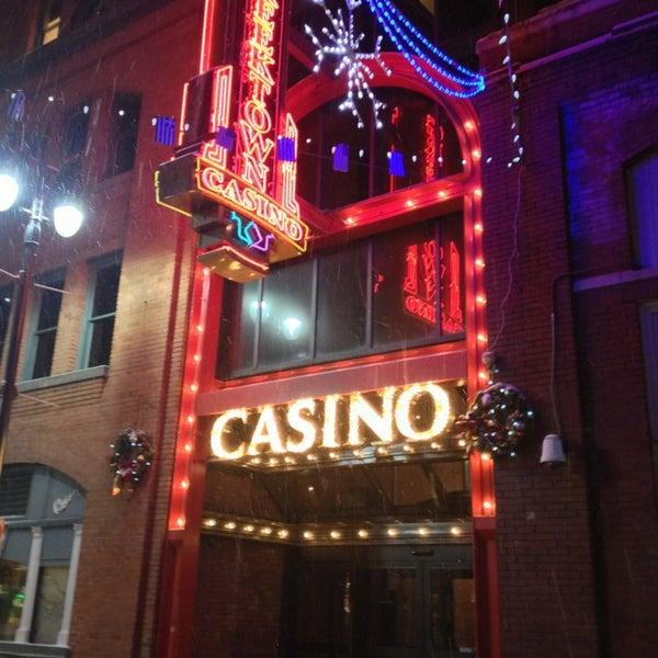 Foto scattata a Greektown Casino-Hotel da Anthony C. il 2/11/2013
