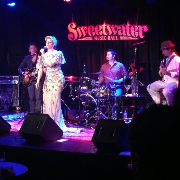 7/4/2013にTed B.がSweetwater Music Hallで撮った写真