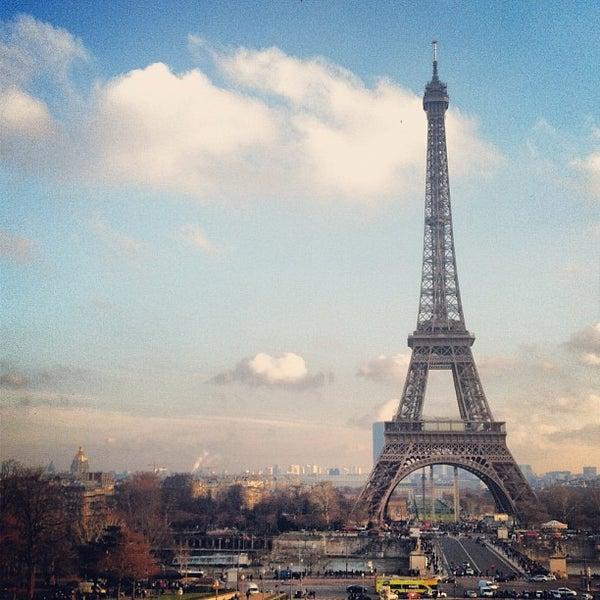 Photo prise au Place du Trocadéro par Thomas L. le2/9/2013