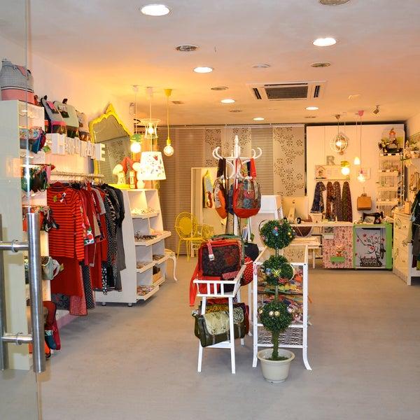 Handmade and cute shop in Gracia, Barcelona