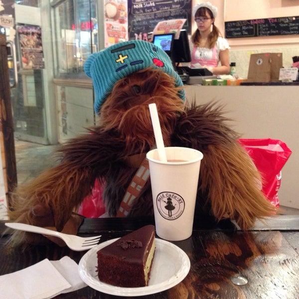 1/2/2014 tarihinde Javier M.ziyaretçi tarafından Maid Cafe NY'de çekilen fotoğraf