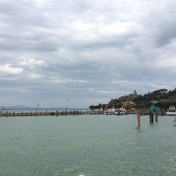 7/7/2014 tarihinde Piccolitaziyaretçi tarafından Passignano sul Trasimeno'de çekilen fotoğraf